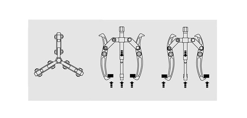 3-jaw gear puller-1