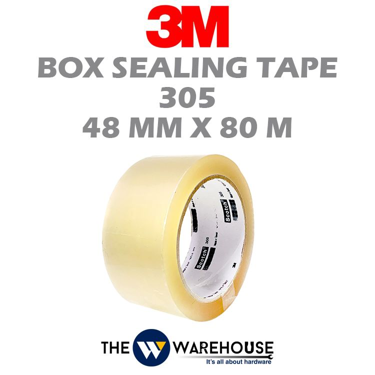 3M Box Sealing Tape 305