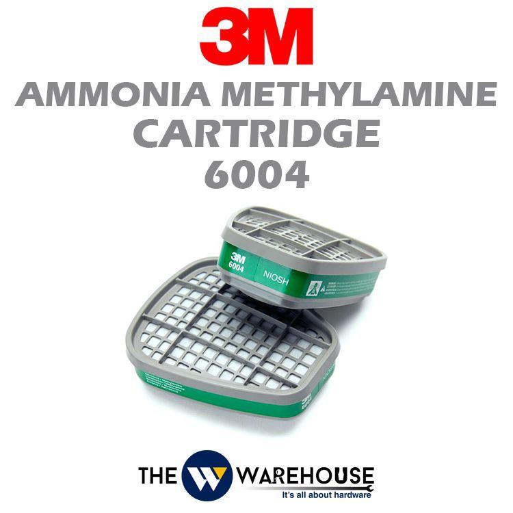 3M Ammonia Methylamine Cartridge 6004