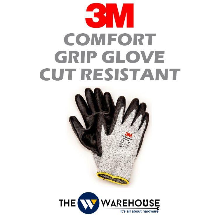 3M Comfort Grip Glove - Cut Resistant