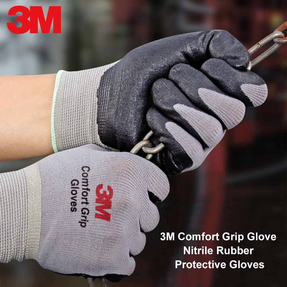 3M Comfort Grip Gloves