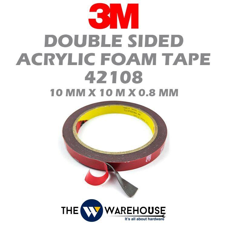 3M Double Side Acrylic Foam Tape 42108
