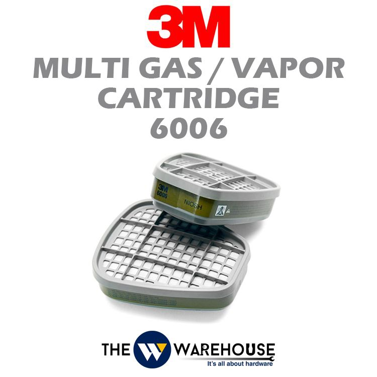 3M Multi Gas / Vapor Cartridge 6006