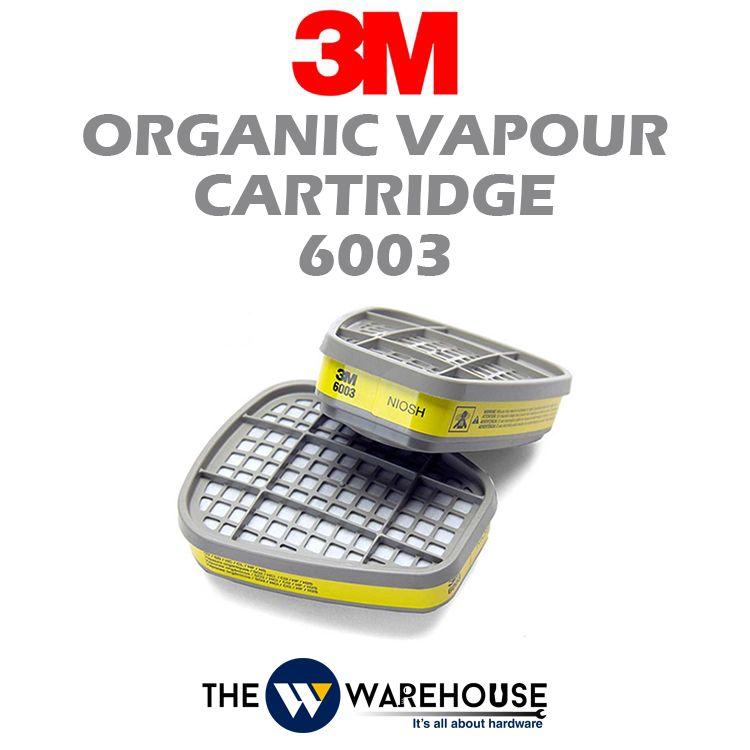 3M Organic Vapour Cartridge 6003