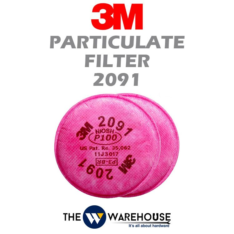 3M Particulate Filter 2091