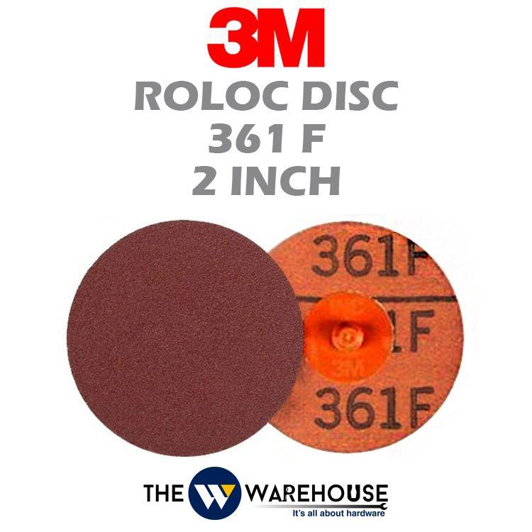 3M Roloc Disc 361F