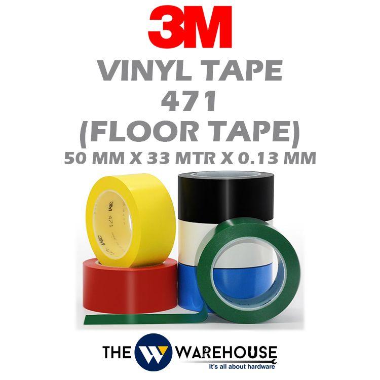 3M Vinyl Tape / Floor Tape 471