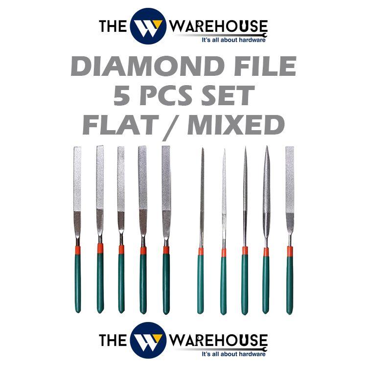 5pcs Set Diamond File