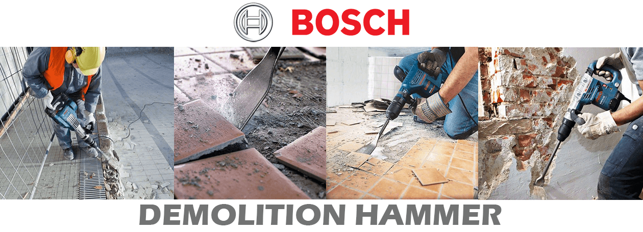 Bosch Demolition Hammers