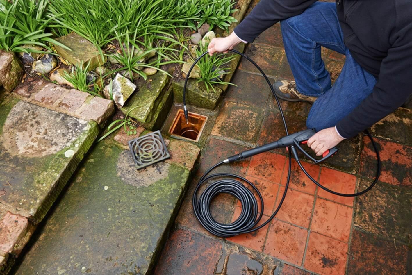 Bosch Aquatak Drain Cleaner 10m