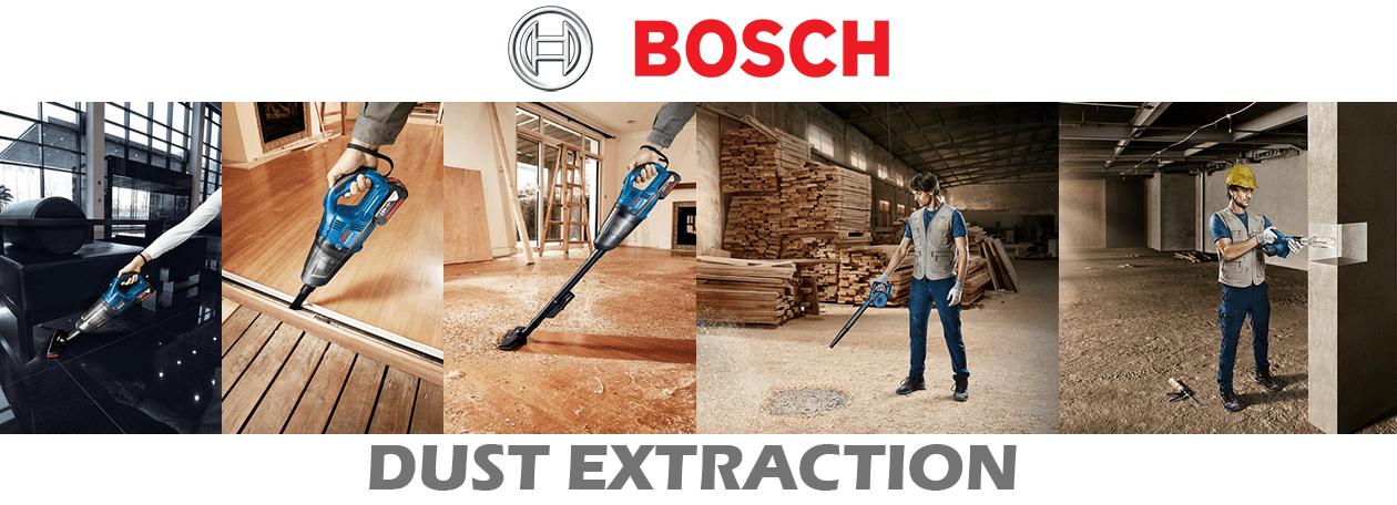 Bosch Dust Extractors