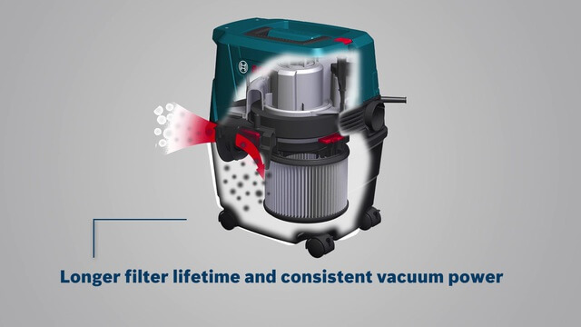 Bosch Vacuum Cleaner GAS 15 PS