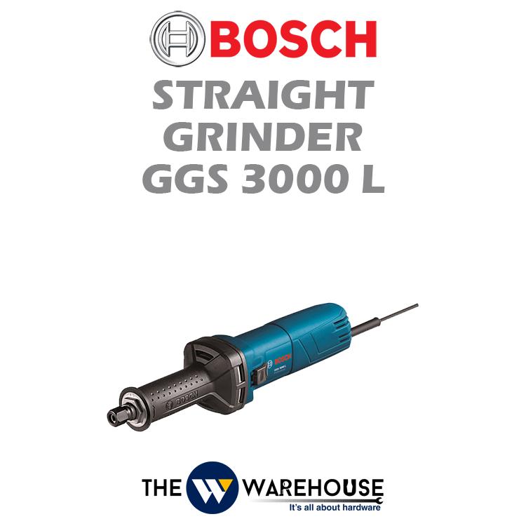 Bosch Straight Grinder GGS 3000 L