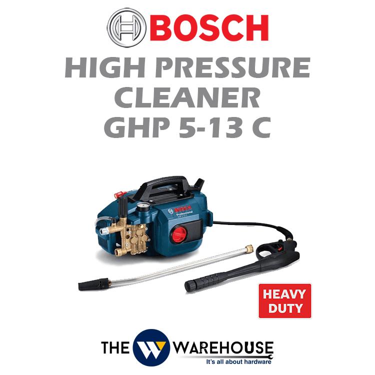 Bosch High Pressure Cleaner GHP 5-13 C