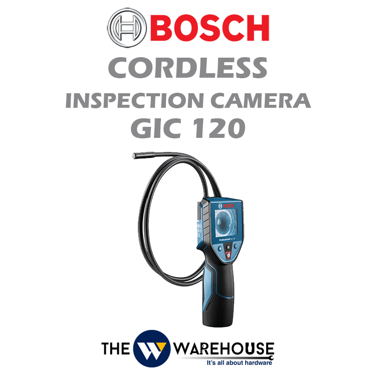 Bosch Cordless Inspection Camera GIC 120