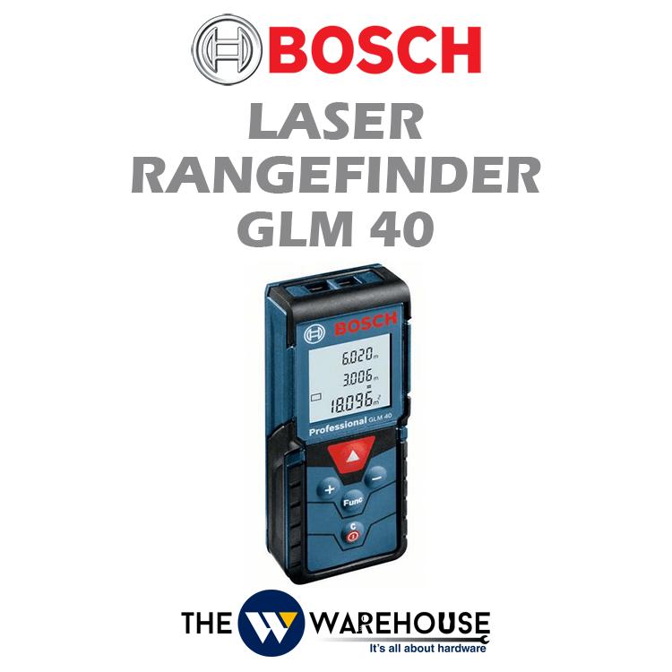 Bosch Laser Rangefinder GLM 40