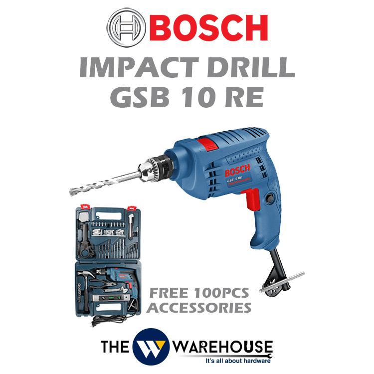 Bosch Impact Drill GSB 10 RE
