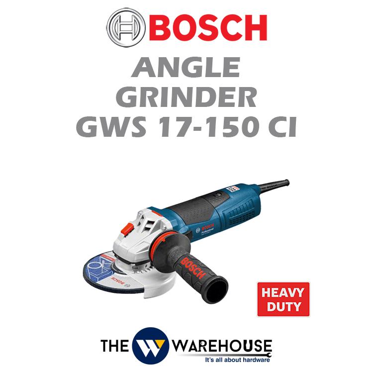Bosch Angle Grinder GWS 17-150 CI
