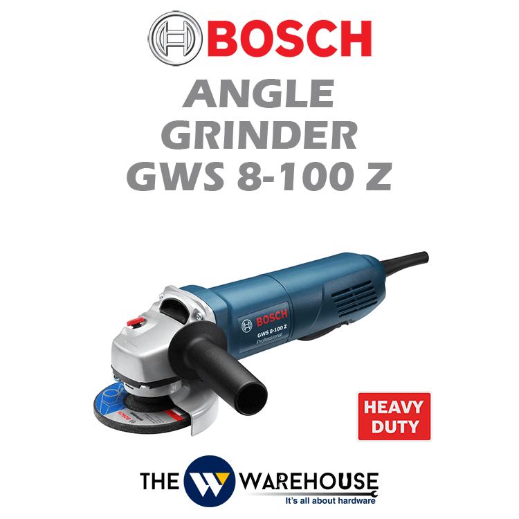 Bosch Angle Grinder GWS 8-100 Z