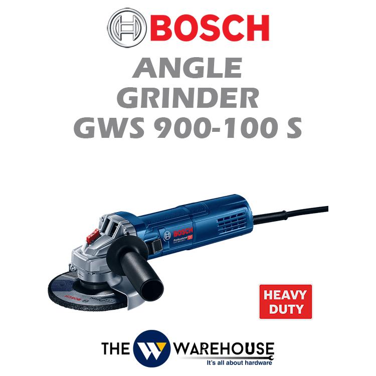 Bosch Angle Grinder GWS 900-100 S