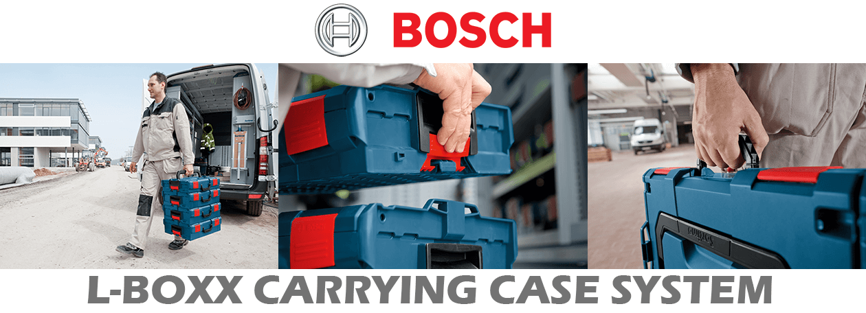 Bosch L-Boxx Storage Case