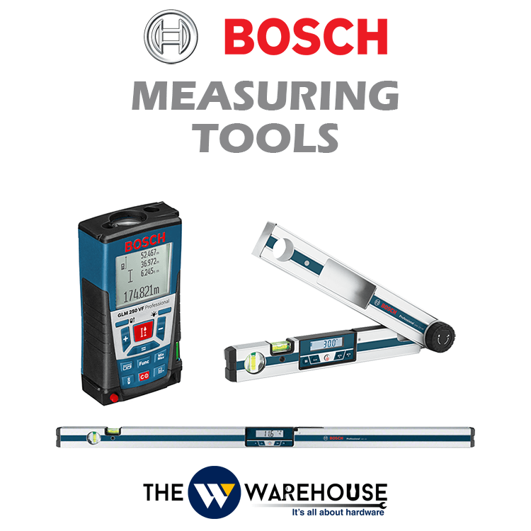 Bosch Measuring Tools