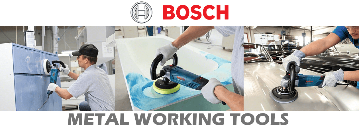 Bosch Metal Working Tools