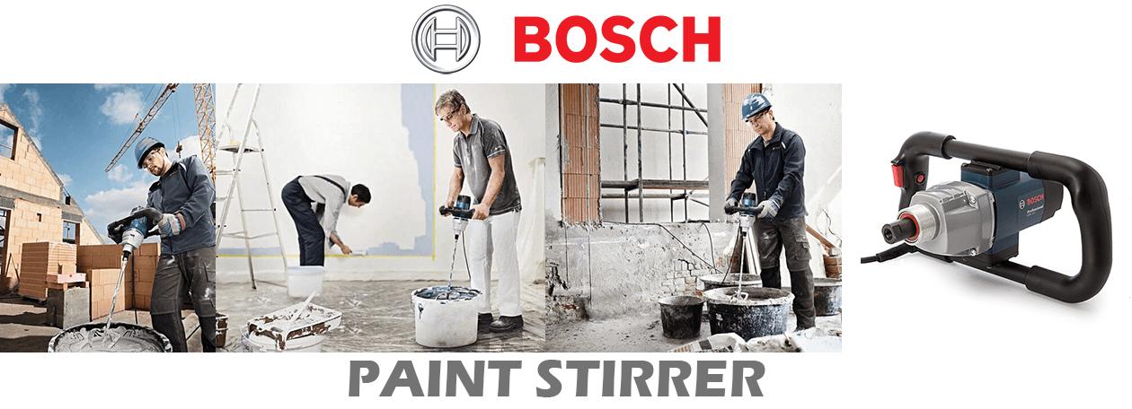 Bosch Paint Stirrer