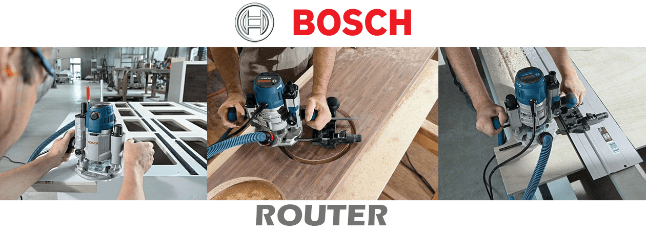 Bosch Routers
