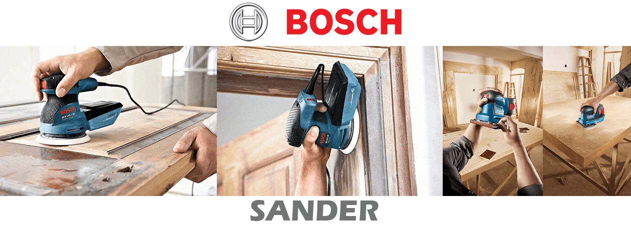 Bosch Sanders