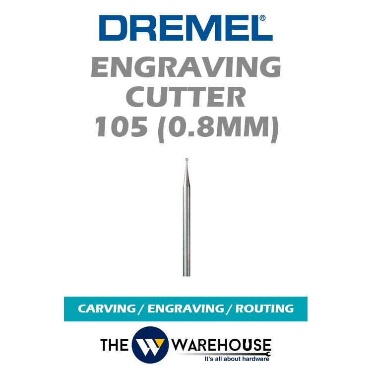 Dremel Engraving Cutter 105
