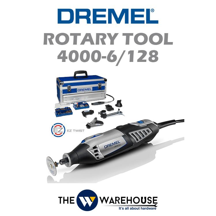 Dremel Rotary Tool Platinum 4000-6/128