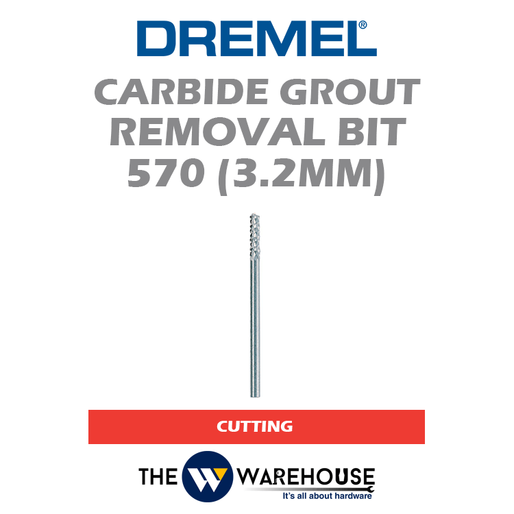 Dremel Carbide Grout Removal Bit 570