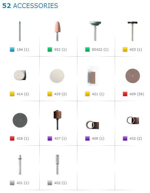Dremel 687 Multipurpose Set