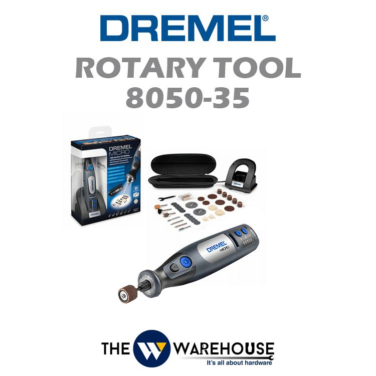 Dremel Rotary Tool 8050-35 Micro