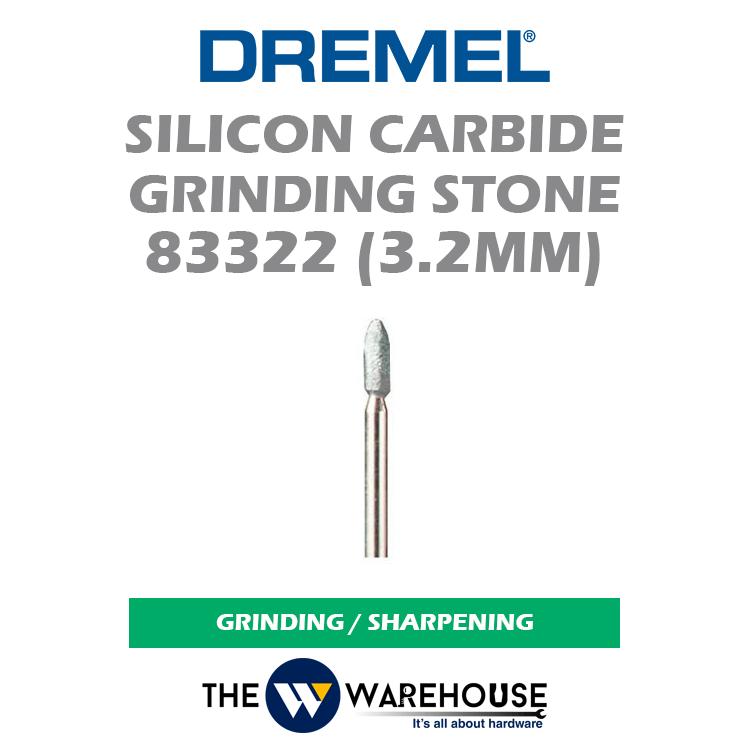 Dremel Silicon Carbide Grinding Stone 83322