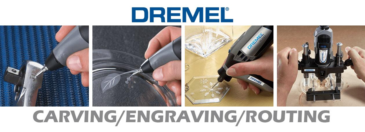 Dremel Carving/Engraving/Routing