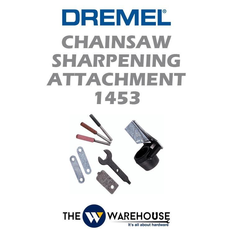 Dremel Chainsaw Sharpening Attachment 1453