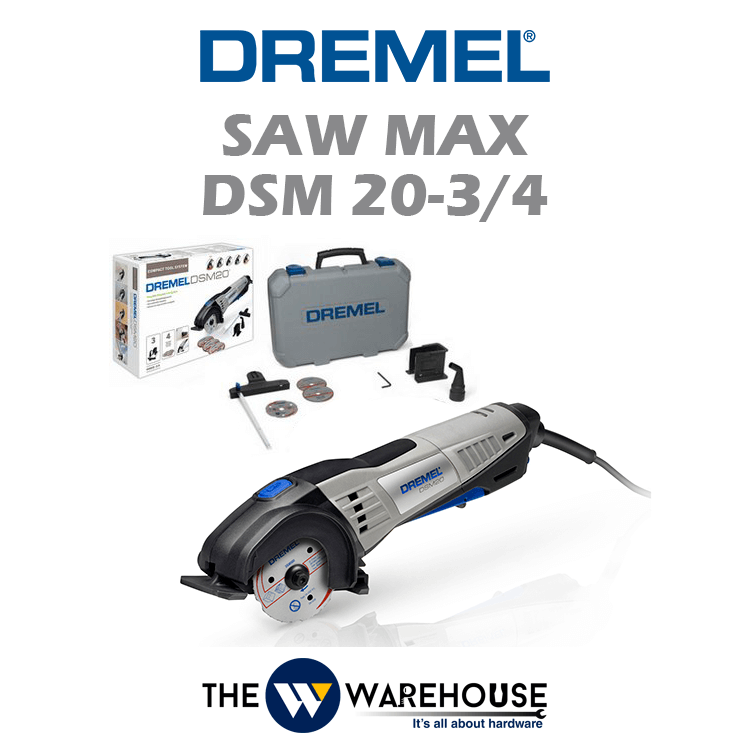 Dremel Saw Max DSM 20-3/4