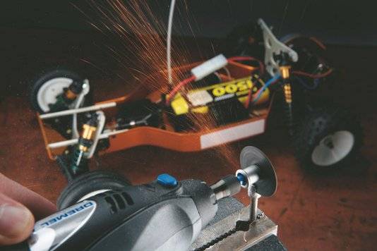 Dremel EZ SpeedClic Thin Cutting Wheels SC409