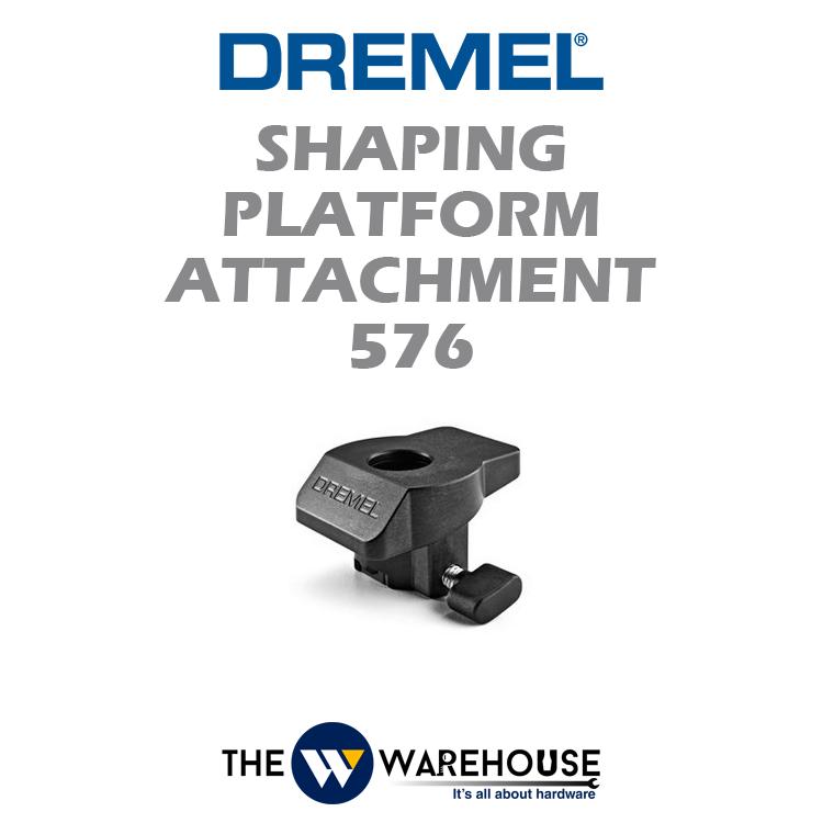 Dremel Shaping Platform Attachment 576