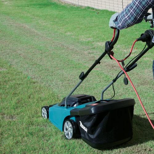 Makita Electric Lawn Mower ELM3711X