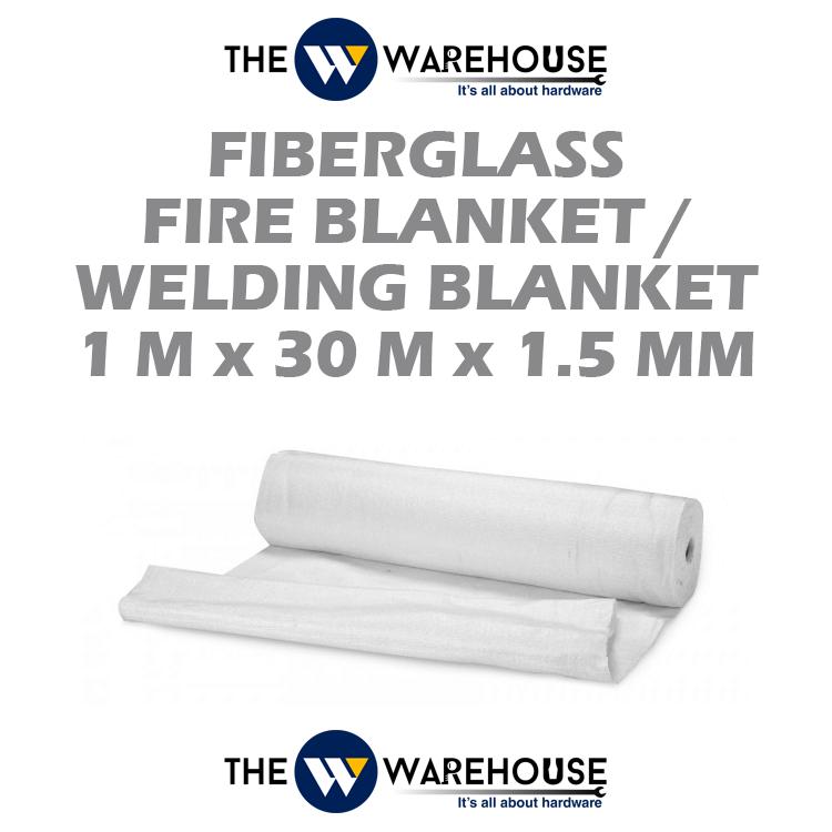 Fiberglass Fire Blanket Welding Blanket