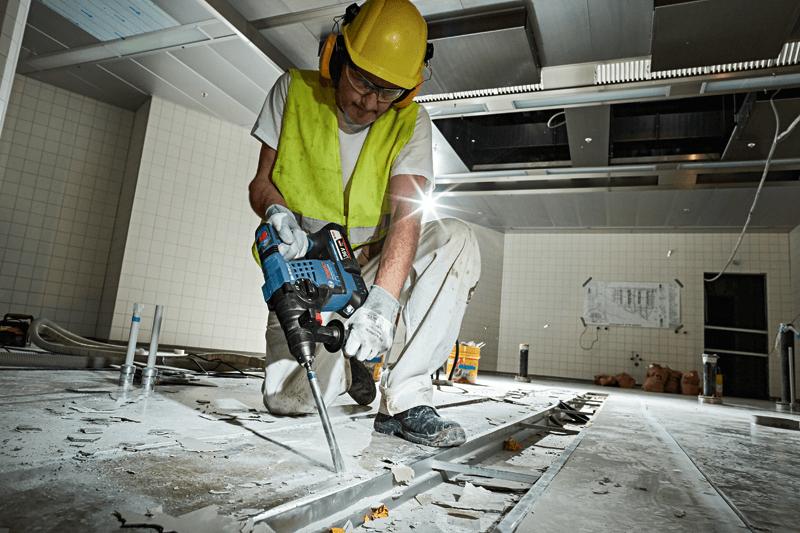 Bosch Cordless Rotary Hammer GBH 36 V-LI Plus