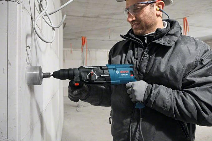 Bosch Rotary Hammer GBH 2-28 DFV