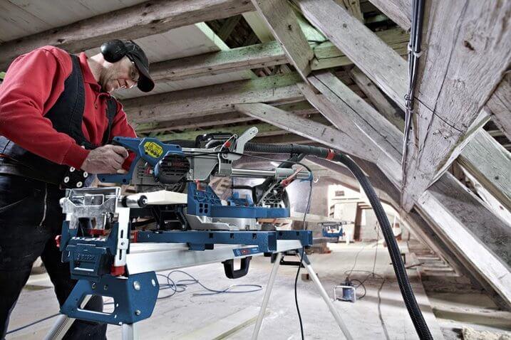 Bosch Sliding Mitre Saw GCM 8 SJL