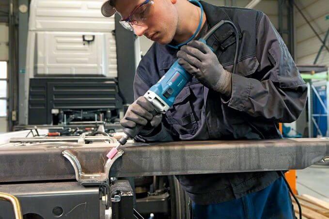 Bosch Straight Grinder GGS 28 LC