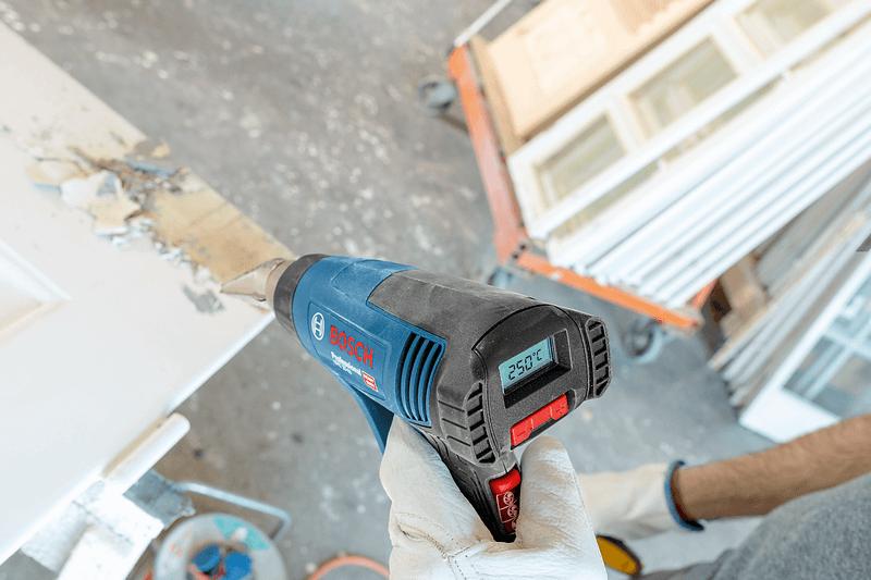 Bosch Heat Gun GHG 20-63 KIT