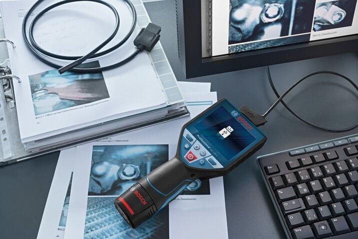 Bosch Cordless Inspection Camera GIC 120 C