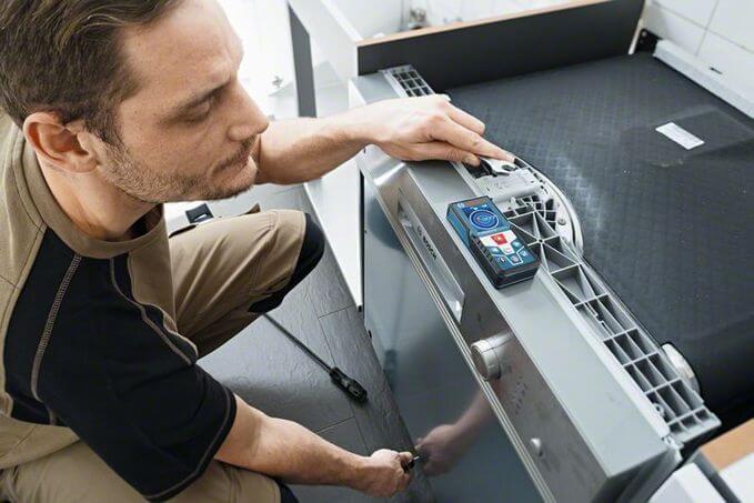 Bosch Laser Rangefinder GLM 50 C